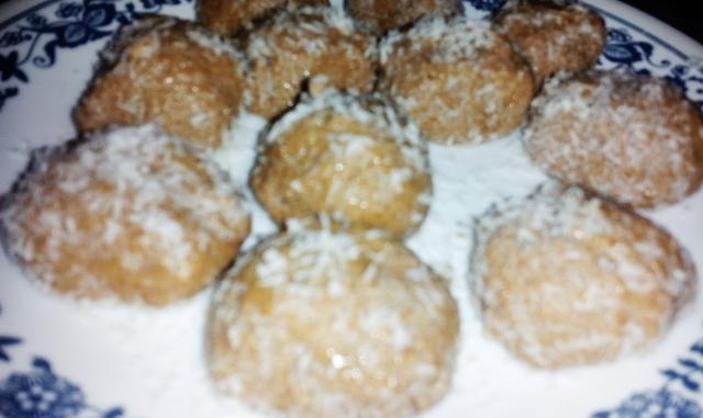 Karina's Protein Balls