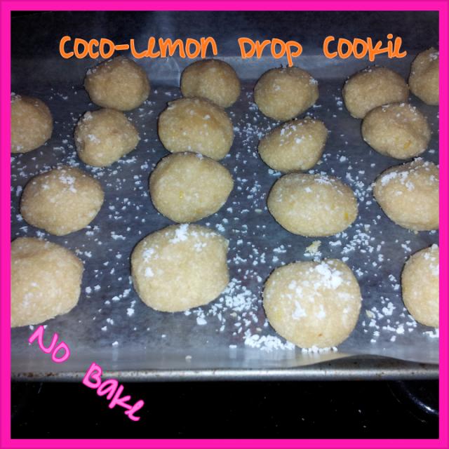 Coco-Lemon drops