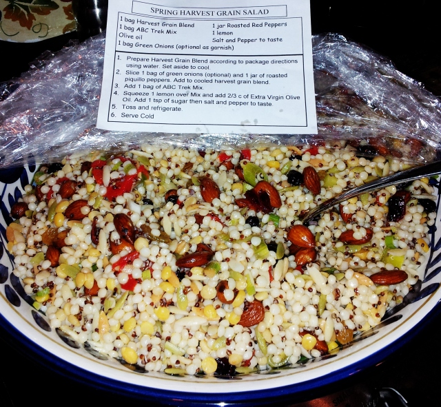 Harvest Grain Salad