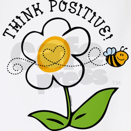 think_positive_bee_apron