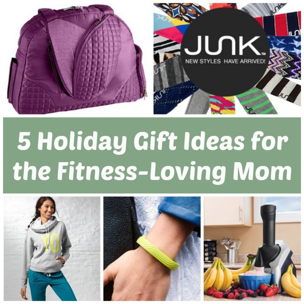 5 Holiday Gift Ideas for the Fitness-Loving Mom